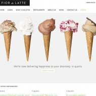The best gelato in Boulder, Colorado - Fior di Latte