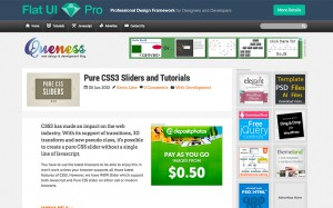 Pure-CSS3-Sliders-and-Tutorials